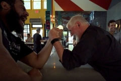 Dan Arm Wrestling