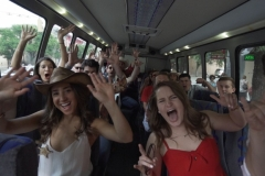 Party Bus Raging Hands (Left Side)