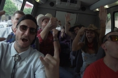 Party Bus Raging (Howley, Schlegel, Candace, Travis)