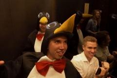 Penguins Elevator