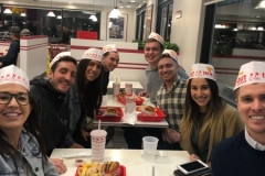 Gang takes on In-N-Out!