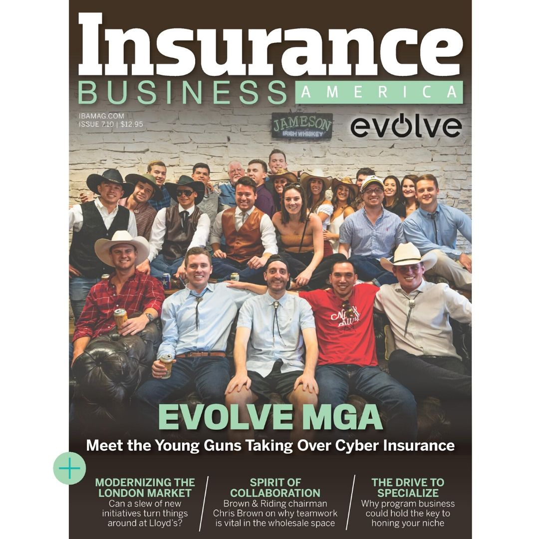 Evolve | Insurance Business America Magazine