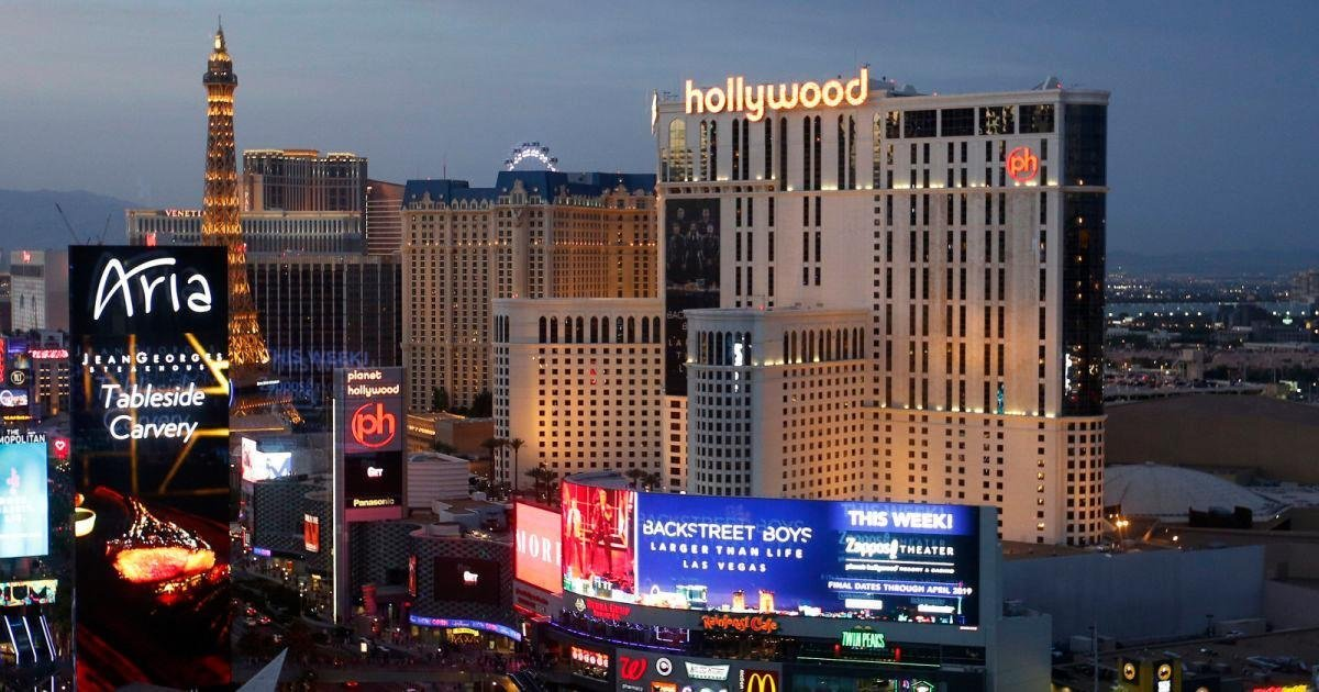 Las Vegas Hit With Massive Data Breach
