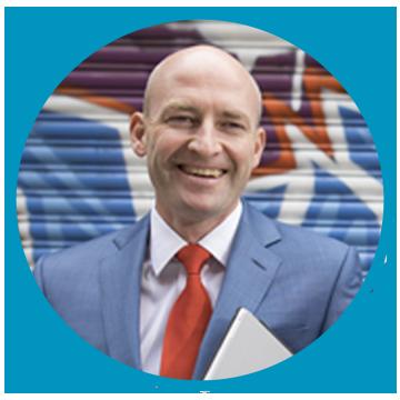 Evolve | Meet the Speakers | Stephen Burke