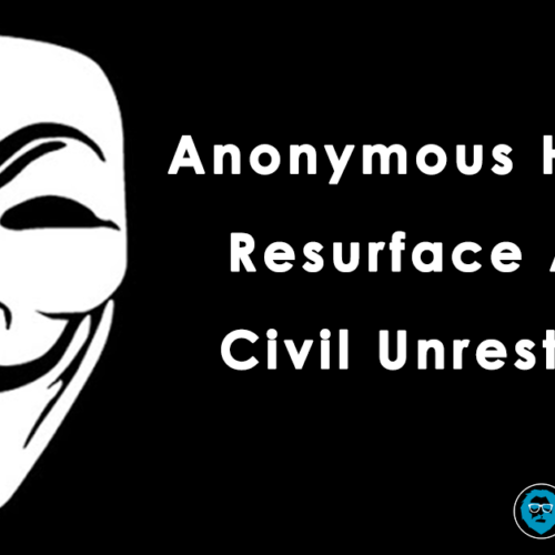 Evolve | Anonymous Hackers Resurface