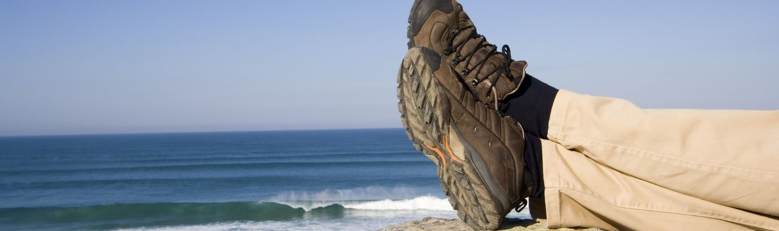 Evolve | Kick your feet up
